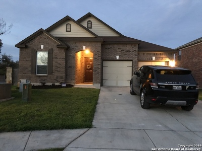 Boerne Single Family Home Active Option: 200 Lone Star