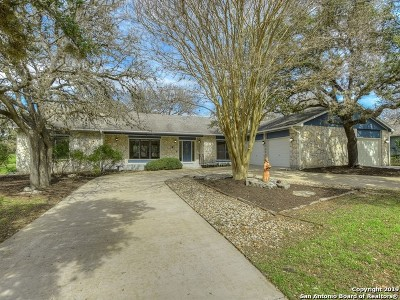 Wimberley Single Family Home For Sale: 90 Champion Circle