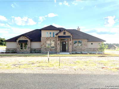Floresville Single Family Home For Sale: 303 Abrego Lake Dr