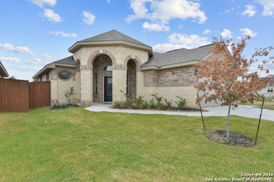 Converse Single Family Home For Sale: 7262 Lunar Eclipse