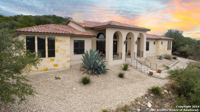 Boerne Single Family Home Active Option: 27318 Ranch Creek