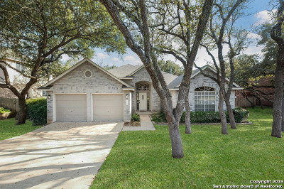 Bexar County Single Family Home Active Option: 11734 Jarvis Dr