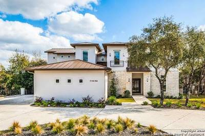 San Antonio Single Family Home Active Option: 24648 Birdie Ridge