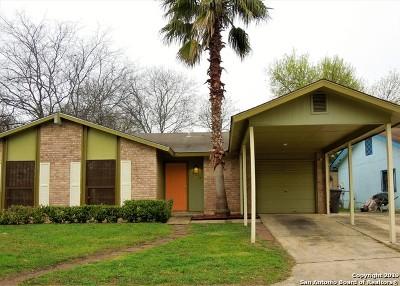 San Antonio Single Family Home Back on Market: 9254 Port Victoria St