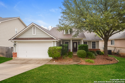 Universal City Single Family Home Price Change: 8606 Branch Hollow Dr