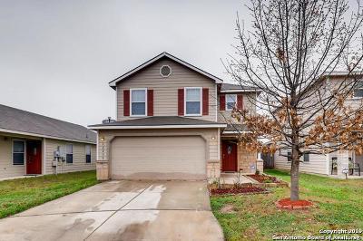 San Antonio Single Family Home Active Option: 12235 Glendale Park