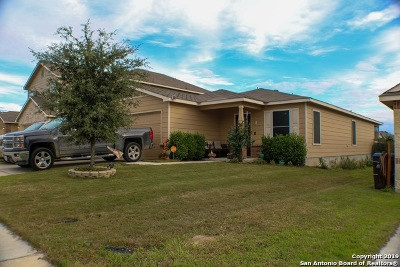 Single Family Home For Sale: 10910 Gunsel Trail