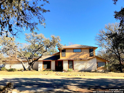 Wimberley Single Family Home Price Change: 15 Stonehouse Circle