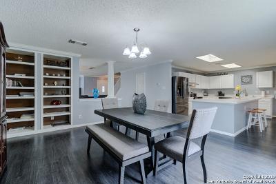 Schertz Single Family Home Active Option: 1665 Jasmine Dr