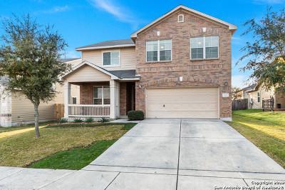 Converse Single Family Home Active Option: 9638 Copper Rock