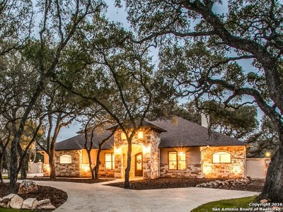 New Braunfels Single Family Home For Sale: 27111 Rockwall Pkwy