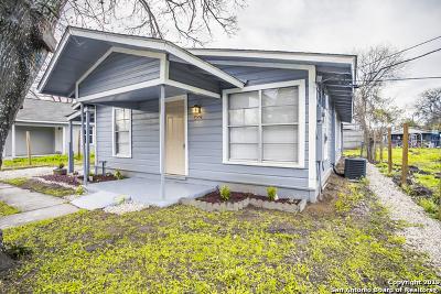 Seguin Single Family Home Active Option: 402 Harper St