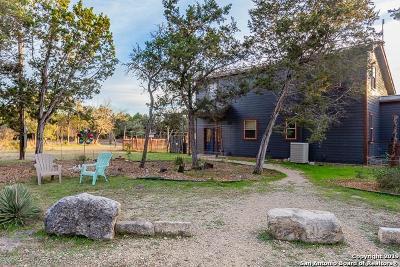 Bandera Single Family Home Active Option: 247 Live Oak Ridge