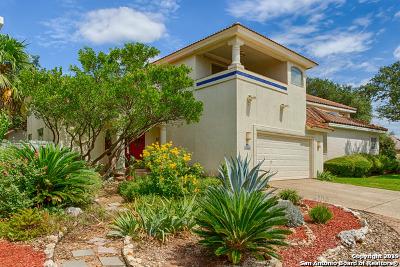Stone Oak Single Family Home Price Change: 615 S Birdsong