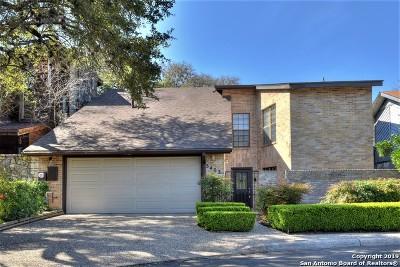 San Antonio Single Family Home Active Option: 3403 River Way