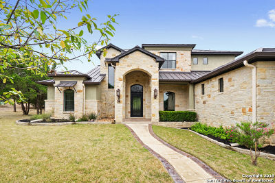 New Braunfels Single Family Home For Sale: 806 Uluru Ave