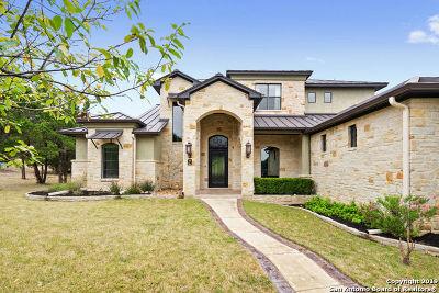 New Braunfels Single Family Home Price Change: 806 Uluru Ave
