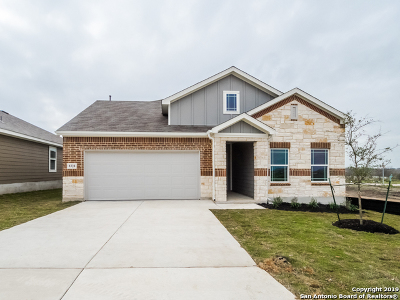 Converse Single Family Home For Sale: 8328 Chasemont Court