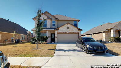Schertz Single Family Home For Sale: 10217 Aurora Sky