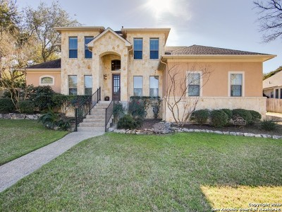 Single Family Home For Sale: 18303 Emerald Forest Dr