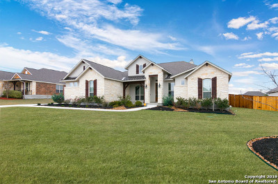 Bexar County Single Family Home For Sale: 14719 Becker Way