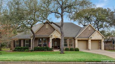 Boerne Single Family Home Active Option: 27707 Autumn Terrace