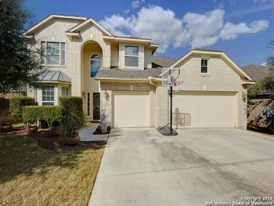 Cibolo Single Family Home For Sale: 112 Spyglass Cove