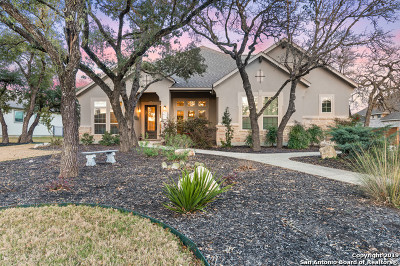 Fair Oaks Ranch Single Family Home For Sale: 30171 Setterfeld Circle