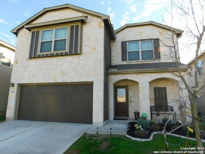 Converse Single Family Home For Sale: 9018 Bowring Park
