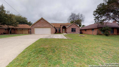 Selma Single Family Home Price Change: 15749 Chippewa Blvd