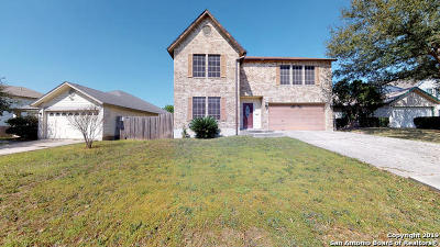 Converse Single Family Home Back on Market: 6619 Meadow Fawn Dr