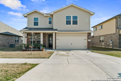Converse Single Family Home For Sale: 8712 Indian Blf