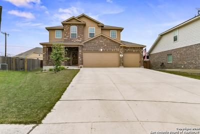 Converse Single Family Home Active Option: 4406 Rucker Park