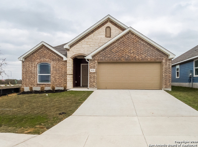 Converse Single Family Home For Sale: 8128 Chasemont Court