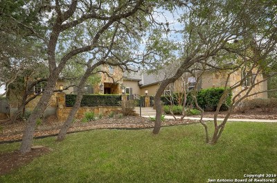San Antonio Single Family Home Active Option: 21106 Eagle Ridge Ct