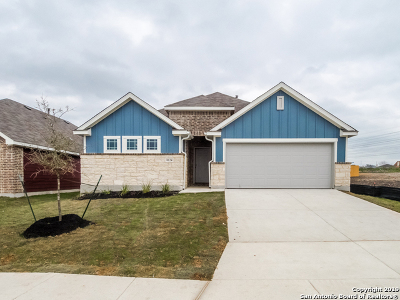 Converse Single Family Home For Sale: 8124 Chasemont Court