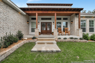 New Braunfels Single Family Home Active Option: 165 Chase Oaks