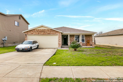 New Braunfels Single Family Home For Sale: 707 Crosspoint Dr