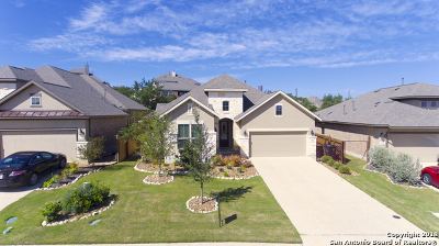 Bulverde Single Family Home For Sale: 3781 Cremini Dr