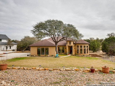 New Braunfels Single Family Home For Sale: 2062 Italia