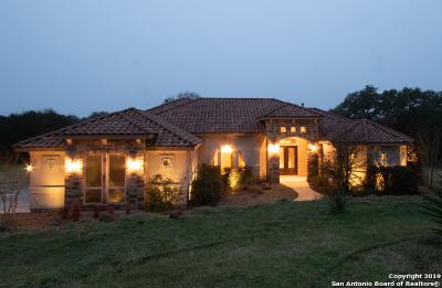 Boerne Single Family Home For Sale: 9218 Highlands Cv