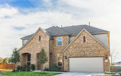 Boerne Single Family Home For Sale: 8435 Mystic Chase