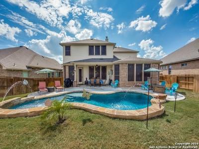 Cibolo Single Family Home Active Option: 424 Kildare