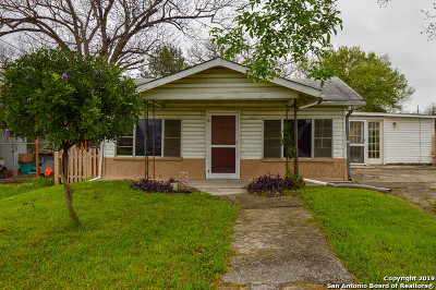 New Braunfels Single Family Home For Sale: 297 S Grape Ave