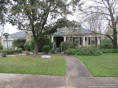 Single Family Home Back on Market: 345 North Dr