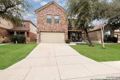 Bexar County Single Family Home Active Option: 839 Spello Circle