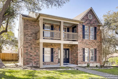 Single Family Home Active Option: 1222 Summit Crest