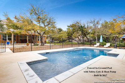 Helotes Single Family Home Active Option: 11510 Paynes Gray