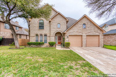 Schertz Single Family Home Active Option: 2416 Woodbridge Way