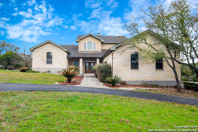 New Braunfels Single Family Home Price Change: 762 River Chase Dr